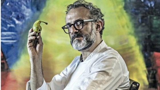 """Massimo Bottura: """"In futuro l'ingrediente più importante sarà la cultura"""""""