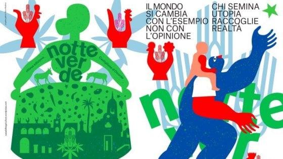 Il Salento celebra la Notte Verde, grande festa contadina