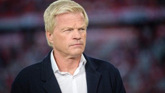 Il Bayern Monaco si affida a Kahn, sarà presidente dal 2022