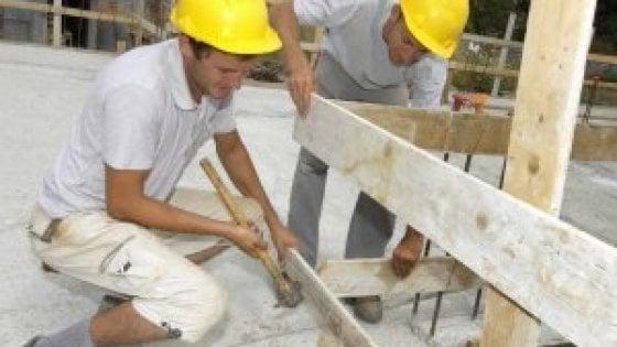 Più morti negli infortuni sul lavoro: 599 vittime in sette mesi