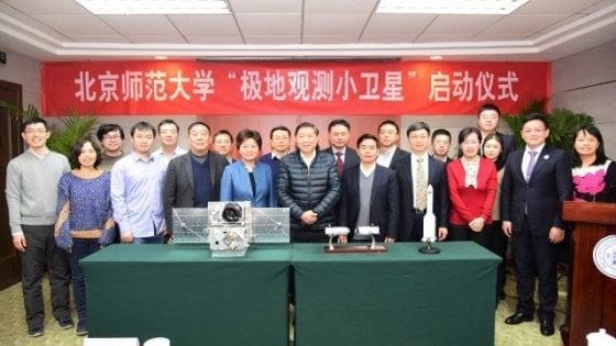 La Cina lancia un microsatellite di osservazione polare