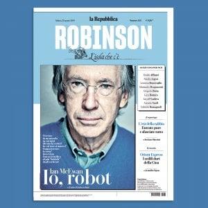Su Robinson la playlist di Ian McEwan