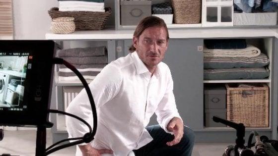 """Totti: """"Della Roma non parlo, ma al derby potrei esserci...."""""""