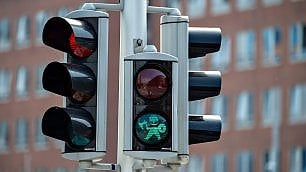 Aarhus, semafori vichinghi