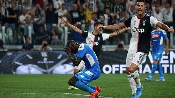Juventus-Napoli 4-3: tripla rimonta azzurra, poi autogol di Koulibaly al 92'