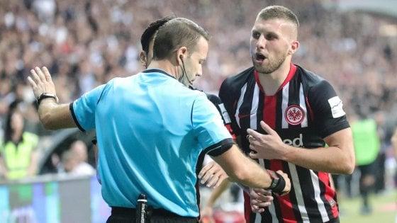 Milan, il colpo è Rebic: André Silva all'Eintracht