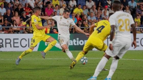 Spagna, Bale salva il Real. Atletico vince all'ultimo respiro ed è solo in testa
