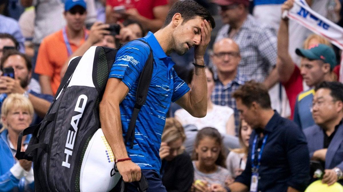 Tennis, Us Open: Djokovic abbandona agli ottavi. Federer e Serena ...