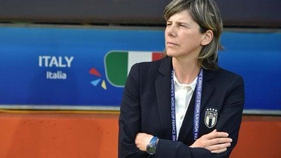 """Nazionale femminile, martedì Georgia-Italia. Bertolini: """"Non sottovalutare l'impegno"""""""