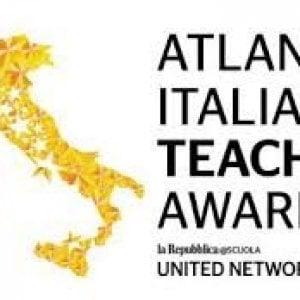 """Italian Teacher Award, torna il progetto per i professori. E da quest'anno diventa """"mondiale"""""""