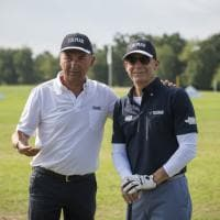 Golf, al via il torneo per beneficenza della Fondazione Vialli e Mauro. Tanti vip e campioni dello sport