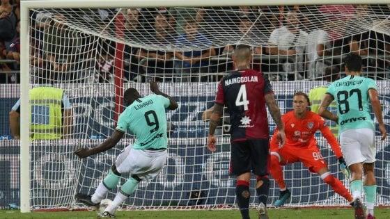 Cagliari-Inter, razzismo verso Lukaku: giudice sportivo chiede supplemento di indagine