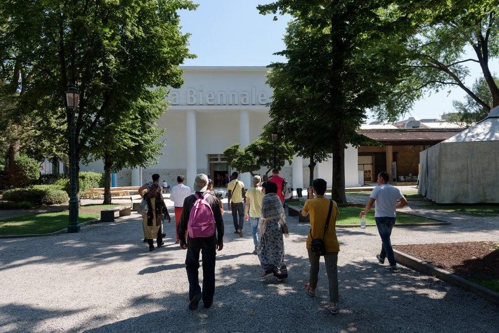 Progetto Accessibilità, alla Biennale di Venezia l'arte è per tutti