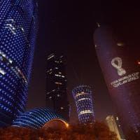 Mondiali 2022 in Qatar: svelato a Doha il logo ufficiale