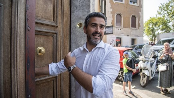 Riccardo Fraccaro, sottosegretario alla Presidenza del Consiglio del governo Conte bis
