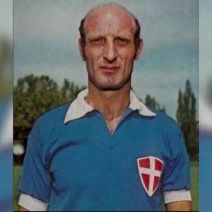"""Il Novara piange """"Nini"""" Udovicich, bandiera del club azzurro"""