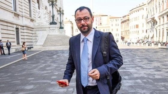 Stefano Patuanelli ministro dello Sviluppo economico del governo Conte bis
