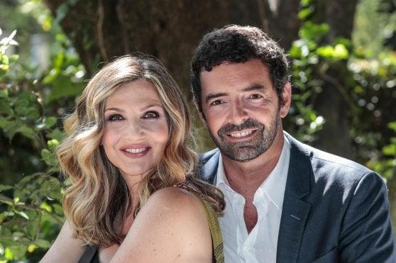 """Lorella Cuccarini, con Alberto Matano alla conduzione di 'La vita in diretta': """"Sovranista? Il mio lavoro parla per me"""""""