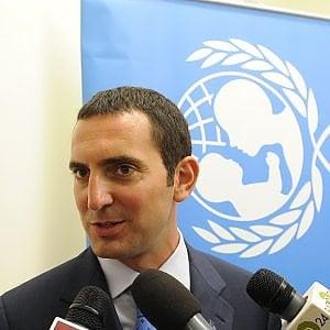 Vincenzo Spadafora, nuovo ministro ai Giovani e allo Sport