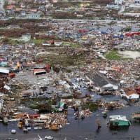 "Uragano Dorian, alle Bahamas la ""devastazione durerà per generazioni"""