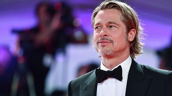 """Brad Pitt: """"Sono stato per un anno e mezzo negli Alcolisti anonimi"""""""