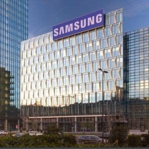La sede Samsung a Milano Porta Nuova