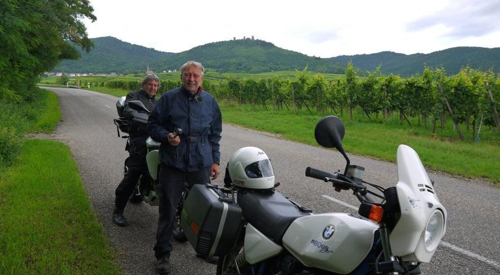Beppe Rinaldi ed Ezio Cerruti: nella loro amicizia l'anima delle Langhe