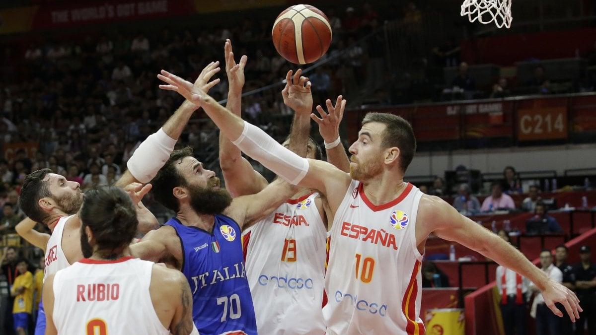 Basket, Mondiali: Italia eliminata, la Spagna si impone 67-60