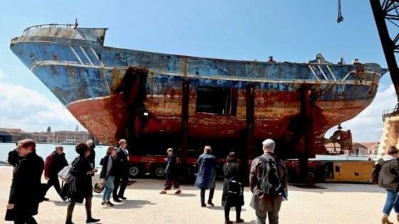 Biennale, libero accesso all'arte