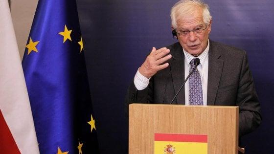 Commissione Europea, Josep Borrell (Spagna): Alto rappresentante per gli affari esteri