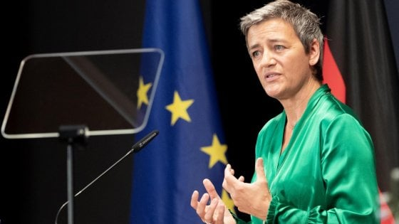 Commissione Europea, Margrethe Vestager (Danimarca): Vicepresidente e commissario alla Concorrenza