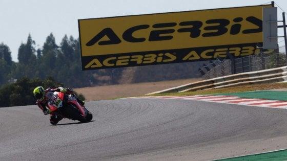Calendario Gare Superbike.Superbike Portogallo A Rea La Superpole Race Poi Bautista