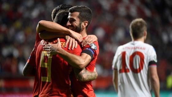Qualificazioni Euro2020: Bosnia ko in Armenia, il ct Prosinecki si dimette. Spagna a punteggio pieno