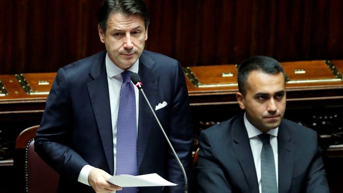La Camera vota la fiducia con 343 sì, il premier replica alla Camera ...