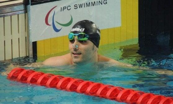 """Mondiali paralimpici di nuoto, la grinta di Vincenzo Boni: """"Volevo che i miei fossero orgogliosi di me"""""""