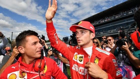 Ferrari, Leclerc conquista tutti. Il ds Mekies: Fa cose che non vedevamo da tempo