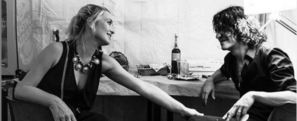 Carolina Crescentini e Francesco Motta, la fine dei vent'anni? No, un matrimonio tutto in bianco