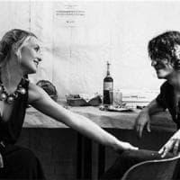 Carolina Crescentini e Francesco