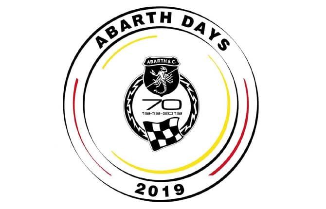 """Al via il countdown per gli """"Abarth Days 2019"""""""