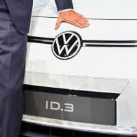 Che festa il per debutto della Volkswagen ID elettrica