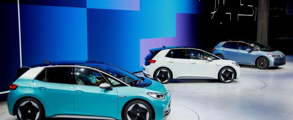 Salone di Francoforte, il futuro è sempre più elettrico