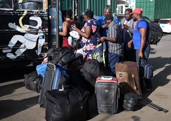 """Dorian, Trump contro gli sfollati: """"Da Bahamas potrebbero arrivare membri di gang e spacciatori pericolosi"""""""