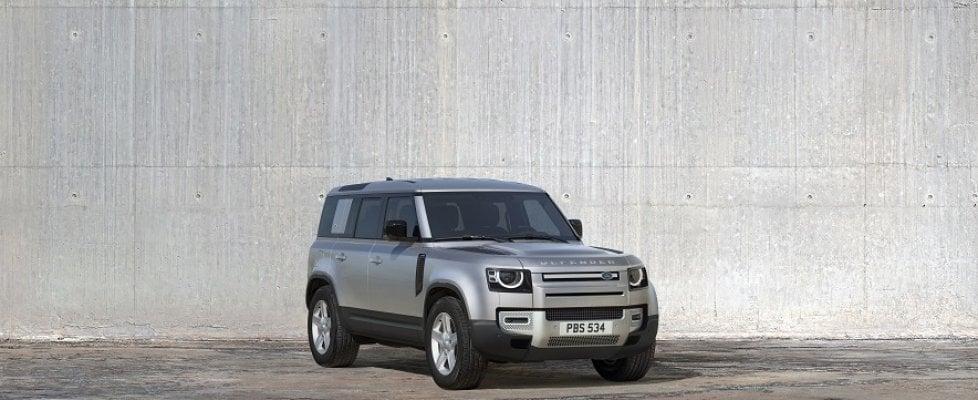 Nuova Land Rover Defender, la rivoluzione è servita