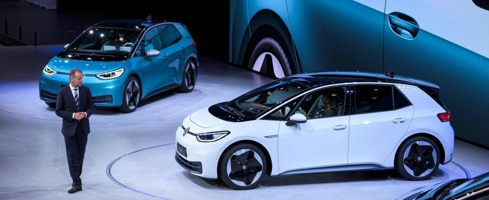 Volkswagen ID 3, inizia il nuovo corso elettrico della Volkswagen
