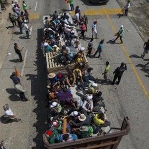 Messico,le regole sulla migrazione degli Stati Uniti mettono a rischio la vita dei richiedenti asilo