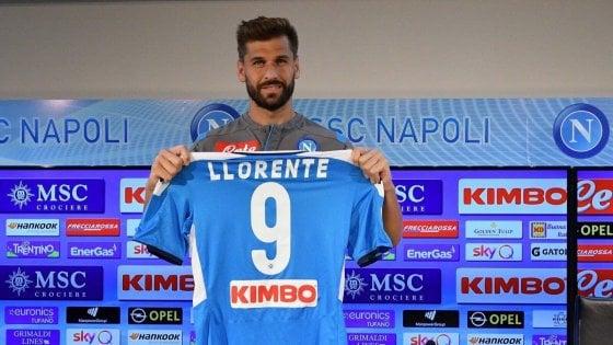 """Napoli, Llorente: """"Non potevo dire no ad Ancelotti, qui c'è tutto per vincere''"""