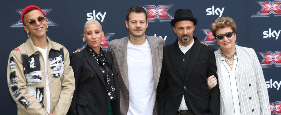 """X Factor, debutta la nuova giuria: """"La volevamo allegra e un po' rapace"""""""