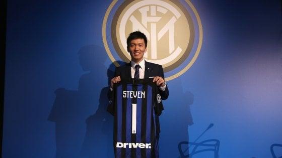 Inter, Zhang: ''Serve pazienza, ma con Conte i risultati arriveranno''