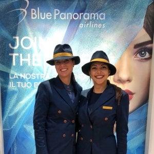 Blue Panorama torna ad assumere: servono 50 assistenti di volo