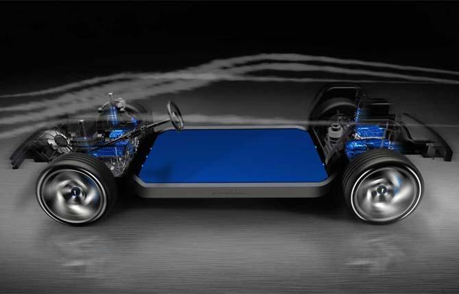 Pininfarina, Bosch Engineering e Benteler insieme per supercar Ev